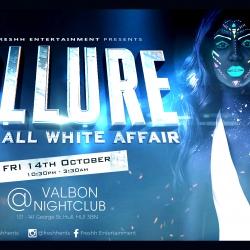 Allure: All White Affair