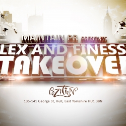 Flex and Finess: Takeover